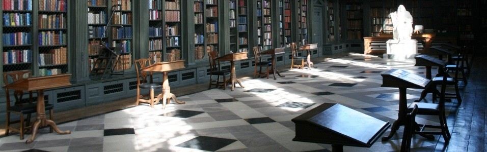 Oxford Codrington Library